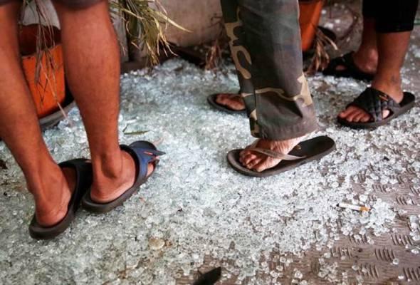 INFOGRAFIK: Apa yang diketahui setakat ini tentang letupan di Jakarta