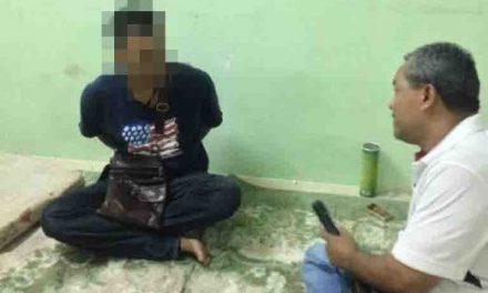 Polis selamatkan 5 pengemis Thai