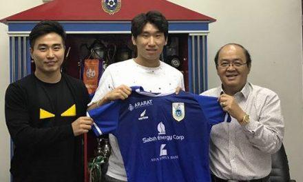Sabah ikat pemain Korea Selatan Heo Jaen Yeong
