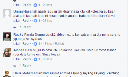 """Maaf, Meremang Bulu Roma Rasa Nak Pitam"" – Netizen Kritik Video Lagu Dato' Vida"
