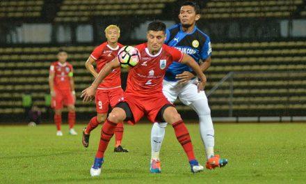 PKNP FC buat Sabah menangis di Likas