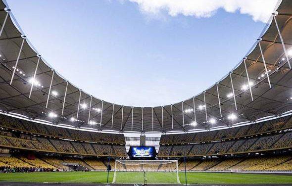 Stadium Nasional Bukit Jalil dicalonkan pada Festival Seni Bina Dunia 2017