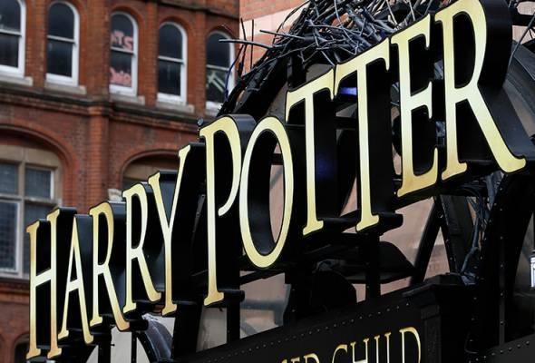 Dua novel baharu Harry Potter bakal dilancar pada Oktober