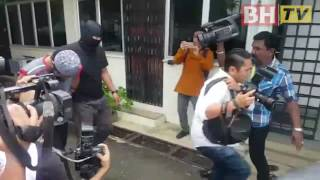 Tukang jahit didakwa sokong Daesh
