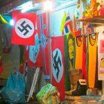 Pelancong Perancis terkejut, berang lambang Nazi bebas dijual di Thailand