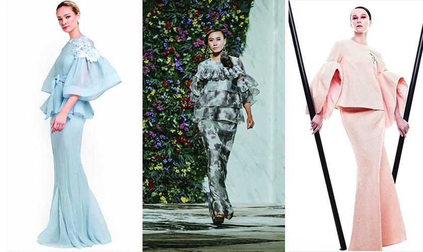 Trend Baju Raya 2017