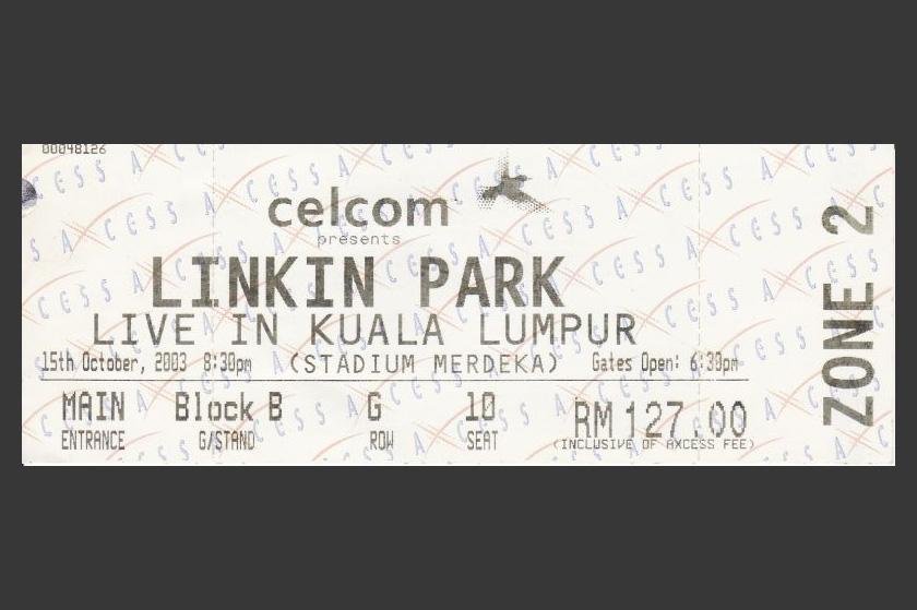 21. Kali pertama pada tahun 2003 di Stadium Merdeka dan kali kedua di Stadium Bukit Jalil pada tahun 2013.