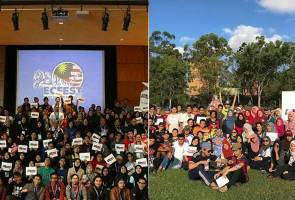Permainan tradisional satukan pelajar Malaysia di luar negara